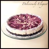 RAW  SWIRL CAKE